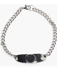 Boohoo - Multi Pack Bracelets In Silver Effects - Lyst