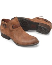 bf35a88c1eb79a Lyst - Born Shoes Carbine in Brown