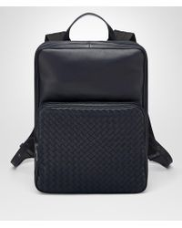 Bottega Veneta - Tourmaline Nappa Backpack - Lyst
