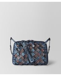 Bottega Veneta - Nodini Bag In Intrecciato Plume - Lyst