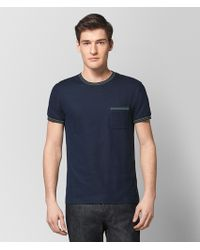 Bottega Veneta - Atlantic Cotton T-shirt - Lyst