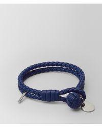 Bottega Veneta - Atlantic Intrecciato Nappa Bracelet - Lyst