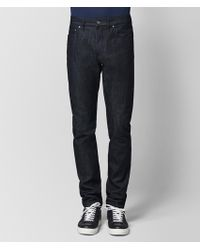 Bottega Veneta - Dark Navy Denim Pant - Lyst