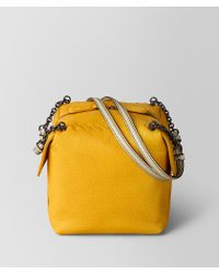 Bottega Veneta - Sunset Cervo Shoulder Bag - Lyst