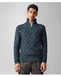 Bottega Veneta - Sweater In Wool - Lyst