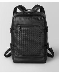 Bottega Veneta - Backpack In LEGGERO Intrecciato - Lyst