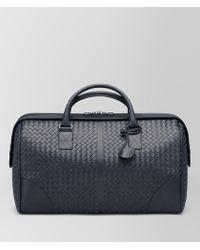 Bottega Veneta - Medium Duffle Bag In Light Tourmaline Intrecciato Vn - Lyst