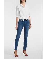 M.i.h Jeans - Oversized Cotton-poplin Shirt - Lyst