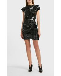 Isabel Marant Foster Leather Top