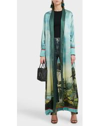 F.R.S For Restless Sleepers - Tharos Long Gown - Lyst
