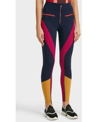 Isabel Marant - Tilda Stretch-jersey Leggings - Lyst