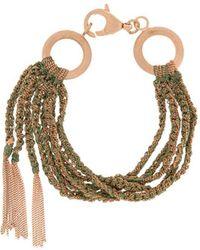 Carolina Bucci - Strand Lucky Bracelet - Lyst