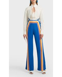 Rosie Assoulin - Walk The Plank Striped Trousers - Lyst