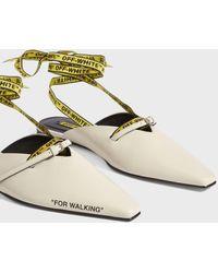 Off-White c/o Virgil Abloh - For Walking Slides - Lyst