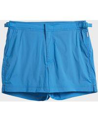 Orlebar Brown - Jack Setter Shorts, Size 30, Men, Blue - Lyst