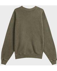 Yeezy - Oversized Cotton Jumper, Size S, Men, Grey - Lyst