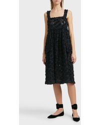 Shrimps - Textured Dress - Lyst