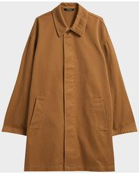 Yeezy - Military Cotton Coat - Lyst