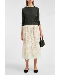 Simone Rocha Embellished Wool