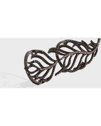 Rosa De La Cruz - Long Feather Ring, Size Fr40, Women - Lyst