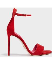 Oscar Tiye - Minnie Suede Sandals - Lyst
