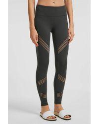 Alo Yoga - Multi Legging, Size Xs, Women, Grey - Lyst