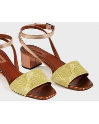 Missoni - Ankle Strap Sandals - Lyst
