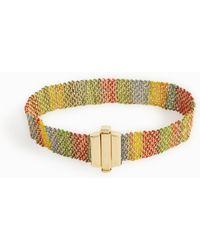 Carolina Bucci | 1 Cm Rainbow Bracelet | Lyst