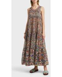 Missoni - Mosaic Cotton Dress - Lyst