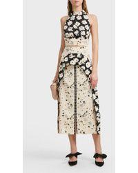 Proenza Schouler | Peplum Skirt | Lyst