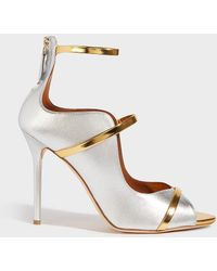 Malone Souliers - Mika Two-tone Sandals - Lyst