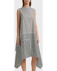 Ports 1961 - Striped Dress - Lyst