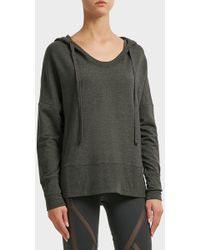 Alo Yoga - Fluid Tunic, Size Xs, Women, Grey - Lyst