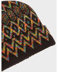 Missoni - Knitted Beanie - Lyst