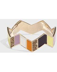 Missoni - Colour Block Bracelet - Lyst