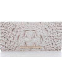 Brahmin - Ady Wallet Seashell Melbourne - Lyst