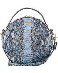 Brahmin | Seville Collection Lane Canteen Cross-body Bag | Lyst