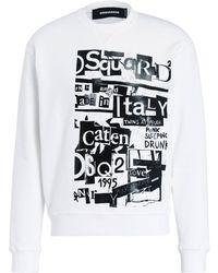 DSquared² - Sweatshirt - Lyst