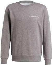 Calvin Klein - Sweatshirt - Lyst