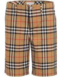 Burberry - Shorts TRISTEN - Lyst