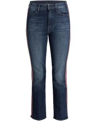 Mother - 7/8-Jeans THE HUSTLER ANKLE - Lyst