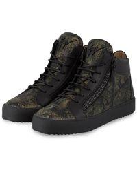 Giuseppe Zanotti - Hightop-Sneaker SEATTLE - Lyst