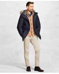 Brooks Brothers - Golden Fleece® Brooksstorm® Snorkel Coat - Lyst