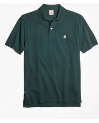 Brooks Brothers - Original Fit Supima® Cotton Performance Polo Shirt-basic Colors - Lyst