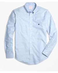 Brooks Brothers - Non-iron Madison Fit Oxford Sport Shirt - Lyst