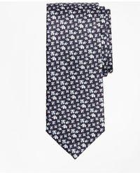 Brooks Brothers - Elephant Motif Print Tie - Lyst
