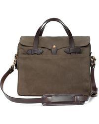 Brooks Brothers - Filson® Twill Original Briefcase - Lyst