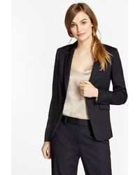 Brooks Brothers - Pinstripe Stretch Wool One-button Jacket - Lyst