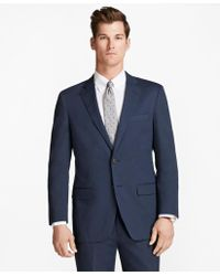 Brooks Brothers | Madison Fit Stretch Cotton Suit | Lyst