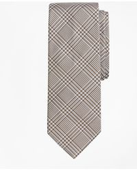 Brooks Brothers - Glen Plaid Tie - Lyst